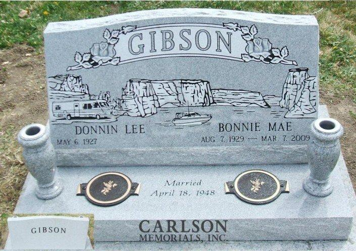 cremation headstone in aspen co