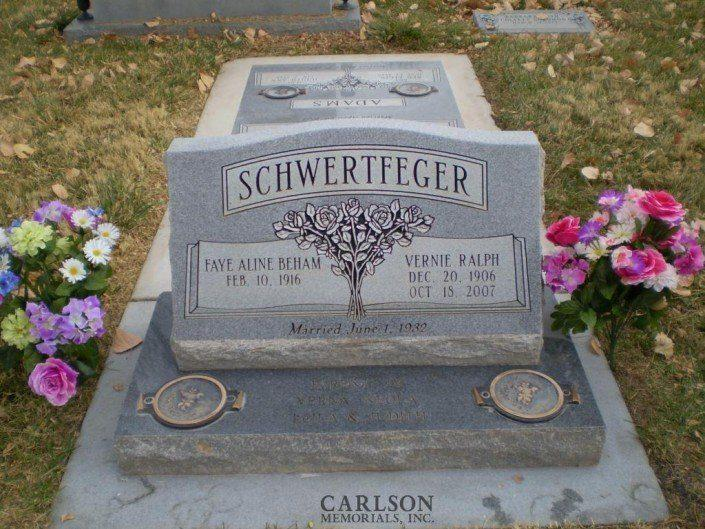 cremation headstones in pueblo co