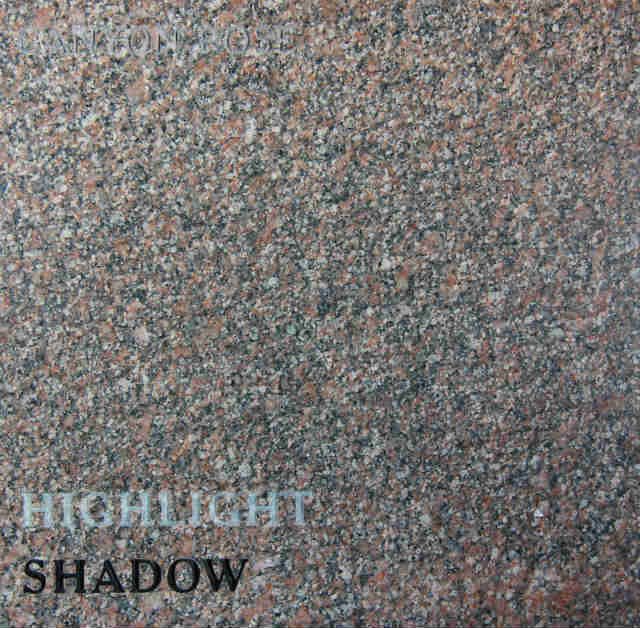 Canyon Rose Headstone Color