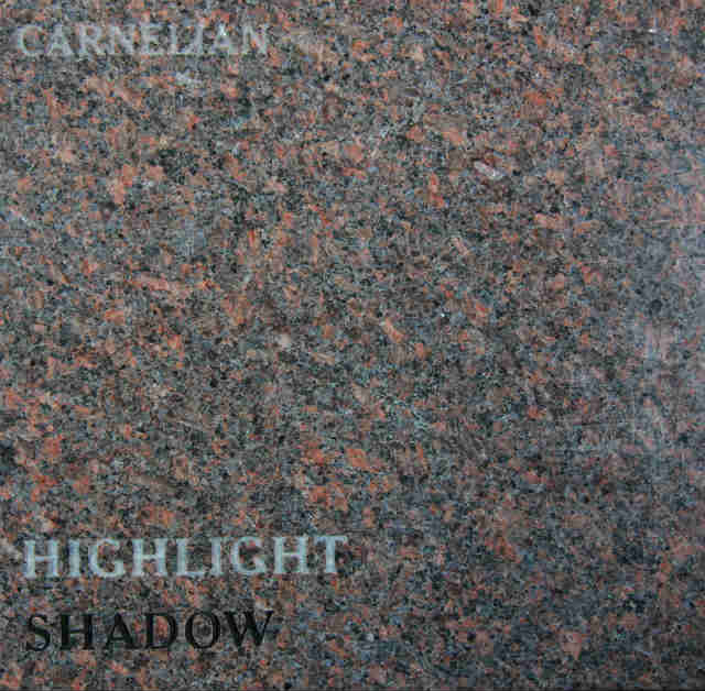 Carnelian Headstone Color