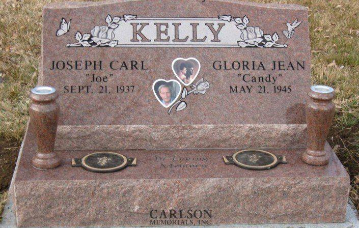 cremation headstone in golden co