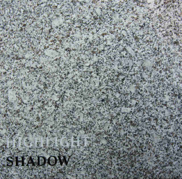 Diamond Gray Headstone Color