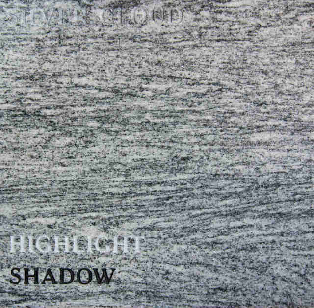 Silver Cloud Headstone Color