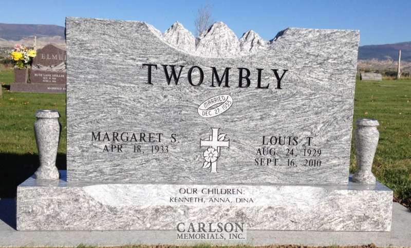 TD087: Silver Cloud Custom Designed Companion Tablet for the Twombly Family